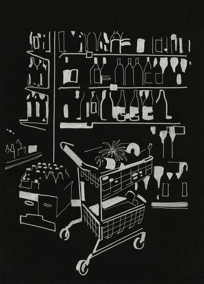 Christoph Niemann, 'Liquor', 2017