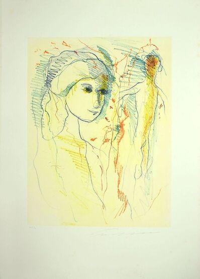 Ernesto Treccani, 'Figure', 20th Century