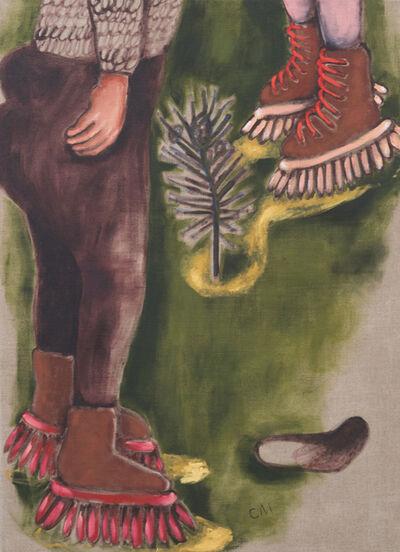 Conny Maier, 'Gefahr im Wald 3', 2019