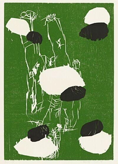 Georg Baselitz, 'Fünf Steine', 1992