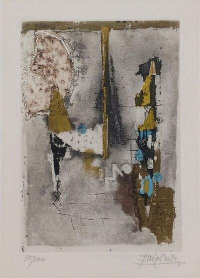 Johnny Friedlaender, 'UNKNOWN TITLE', 1964