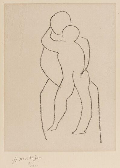 Henri Matisse, 'H. Vierge à l'enfant debout (Duthuit 650)', 1950-1951