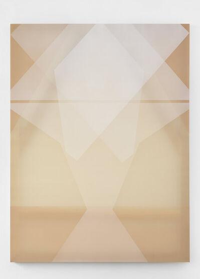 Rebecca Ward, 'white morph', 2018