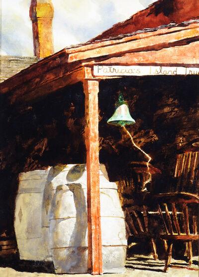 Jamie Wyeth, 'Patricia's Island Trucking', 1989