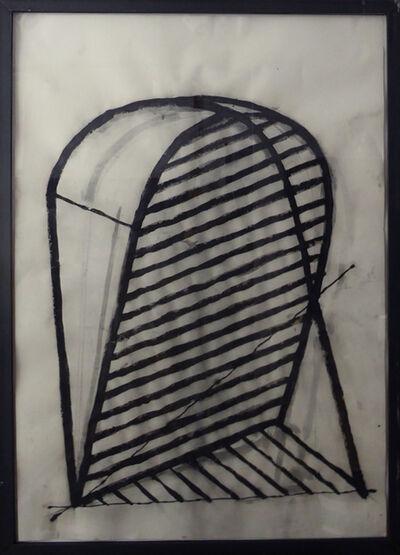 David D. Lauer, 'Mirror III', 1998