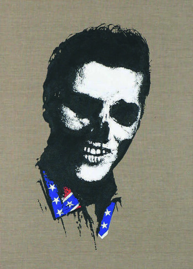 Paul Insect, 'Dead Elvis', 2006