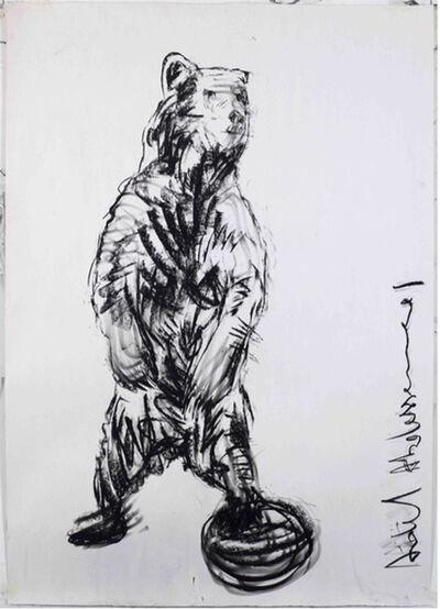 Adel Abdessemed, 'La Tendresse du tigre', 2015