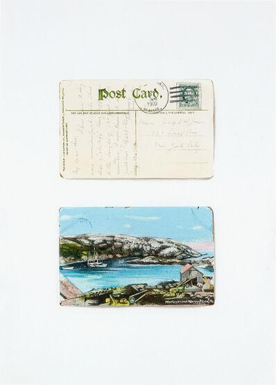 Scott Kelley, 'Postcard, Monhegan and Manana '