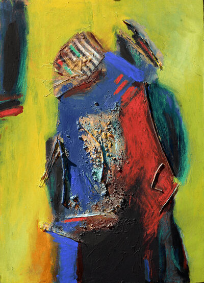Mohamed Saleh Khalil, 'Abstract 2', 1996