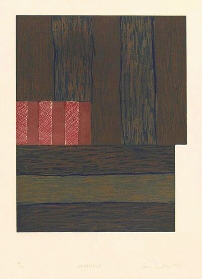 Sean Scully, 'Narcissus', 1985