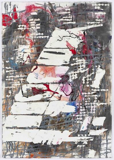 Bev Butkow, 'Shadow Map 2', 2020