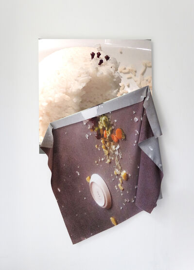 Anna-Sophie Berger, 'proposal for rice and cloves', 2015