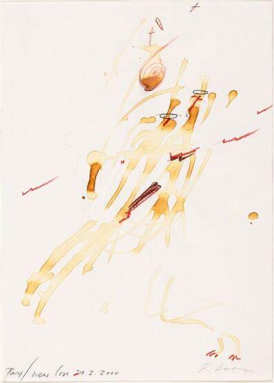 Rebecca Horn, 'New Love', 2000