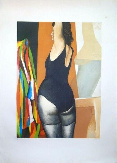 Renato Guttuso, 'La ballerina', Unknown