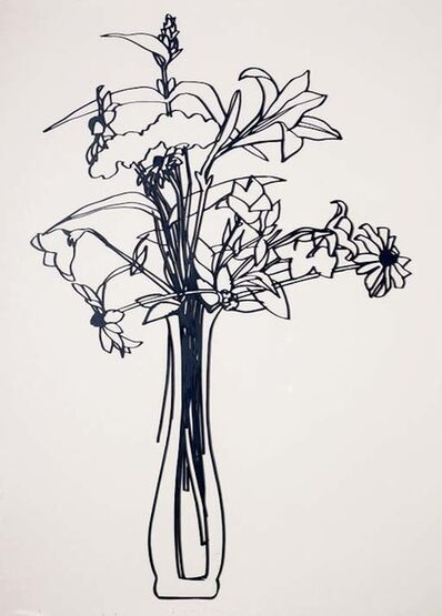 Tom Wesselmann, 'Wildflower Bouquet', 1987