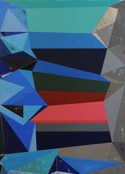 Warren Rosser, 'In Descending Order', 2011