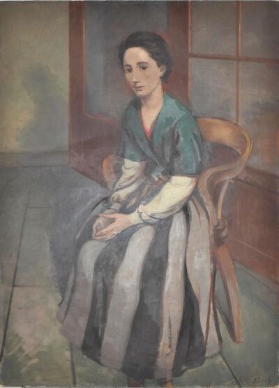 Josef Floch, 'Colette II', 1944