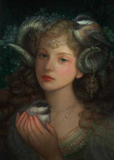 Annie Stegg Gerard, 'Cordelia', 2019