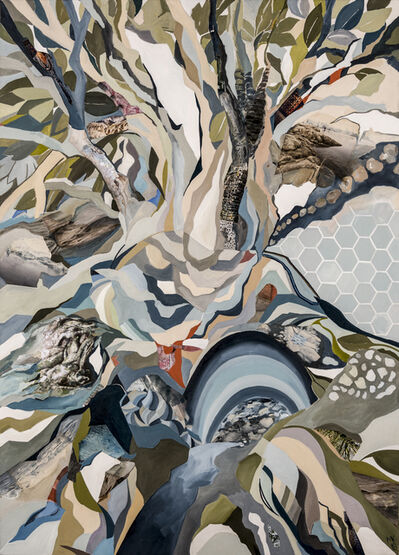Mally Khorasantchi, 'The hidden secrets of trees # VI', 2018