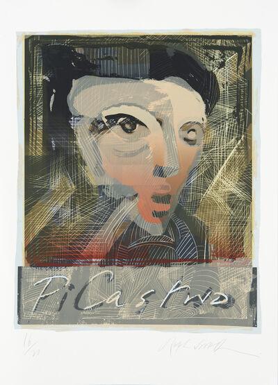 Ralph Steadman, 'Picastwo', 1994