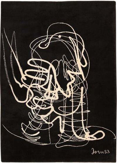 Asger Jorn, 'Vintage Asger Oluf Jorn Design', 1953