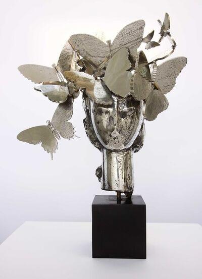 Manolo Valdés, 'Iris II', 2017