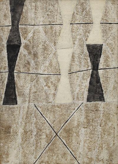 Alfredo Volpi, 'Untitled', 1955