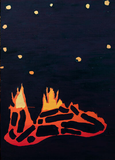 Tom Hammick, 'Little Fire (after Patricia Leite)', 2020