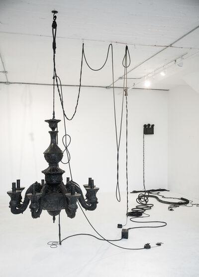 Jeanne Silverthorne, 'Untitled (Chandelier)', 1994