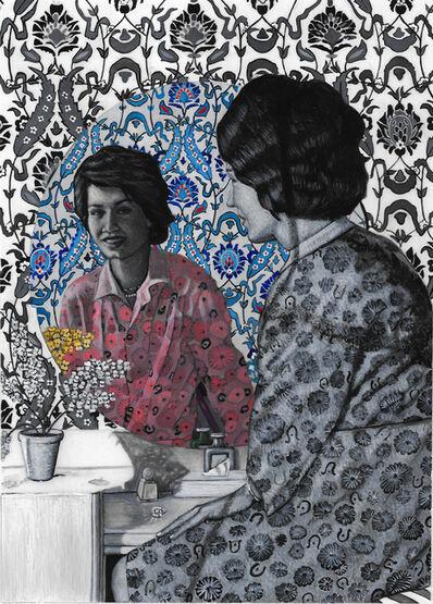 Soheila Sokhanvari, 'Women In The Mirror', 2017