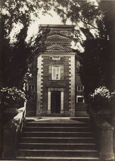 Man Ray, 'Entrance to Château de Clavary', 1920s/1920s