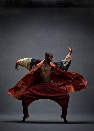 Ken Browar and Deborah Ory, 'Samuel Lee Roberts, Alvin Ailey American Dance Theater, Clothing by Issey Miyake', 2018