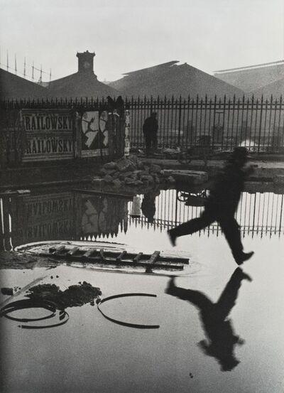 Henri Cartier-Bresson, 'Behind The Gare St Lazare', 1932