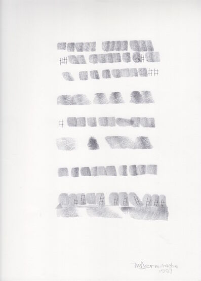 Mirtha Dermisache, 'Untitled (Text)', 1997