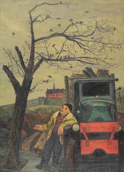 Gregorio Prestopino, 'The Junkman's Serenade', ca. 1935