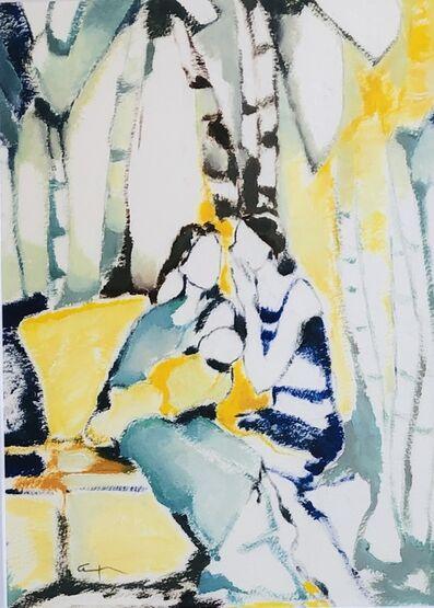 Amaya Salazar, 'Whispers', 2018