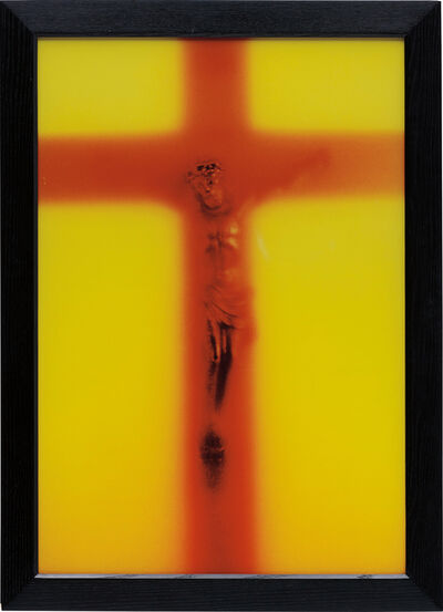 Andres Serrano, 'Piss Light', 1987
