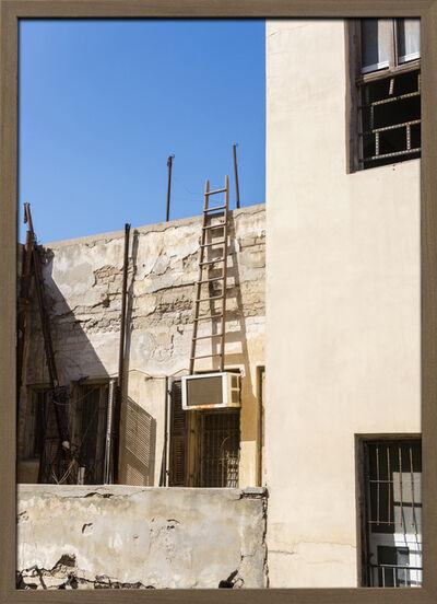 Mathias Weinfurter, 'Status Quo Ladder // Tel Aviv', 2018