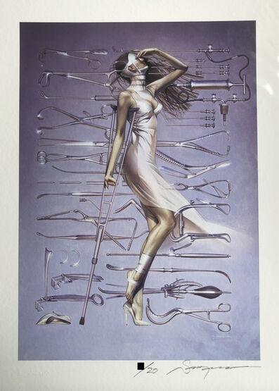 Hajime Sorayama, 'UNTITLED (SURGERY)', 2020