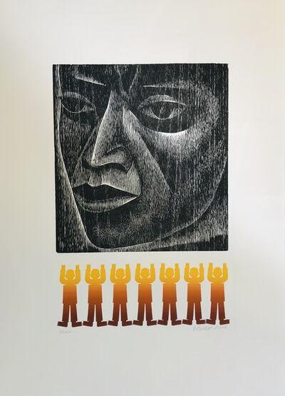 Elizabeth Catlett, 'Man', 1975-2003