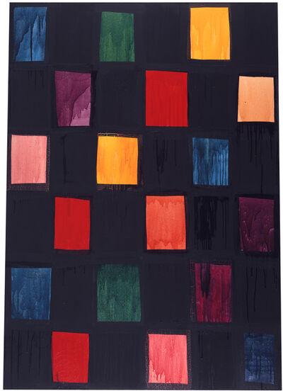 Mary Heilmann, 'The Thief of Baghdad', 1983