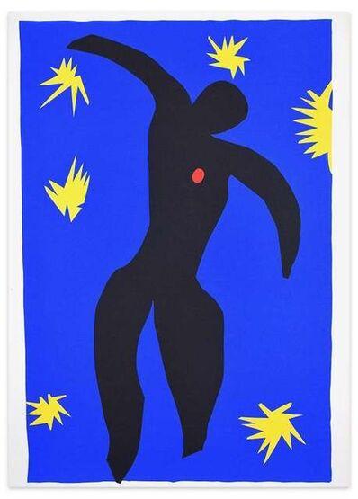 Henri Matisse, 'Icarus (After H. Matisse)', 1940