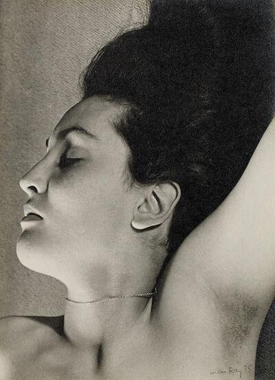 Man Ray, 'Meret Oppenheim', 1935