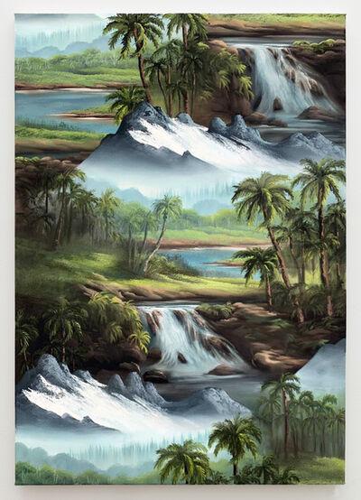 Neil Raitt, 'Black Forest Mountain (double crop)', 2020