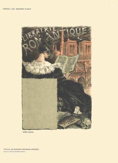 Eugène Samuel Grasset, 'Eugene Grasset - Librairie Romantique - 1897', 1897