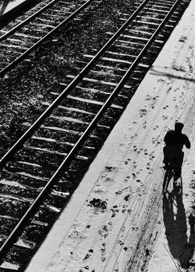 Renzo Muratori, 'Strade parallele', anni 1960