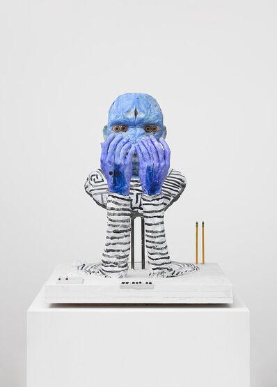 David Altmejd, 'Splitting Smurf', 2021