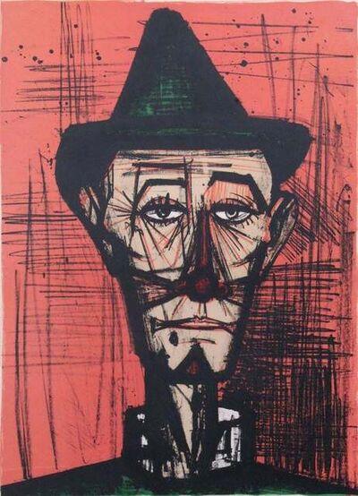 Bernard Buffet, 'Un Clown', 1968