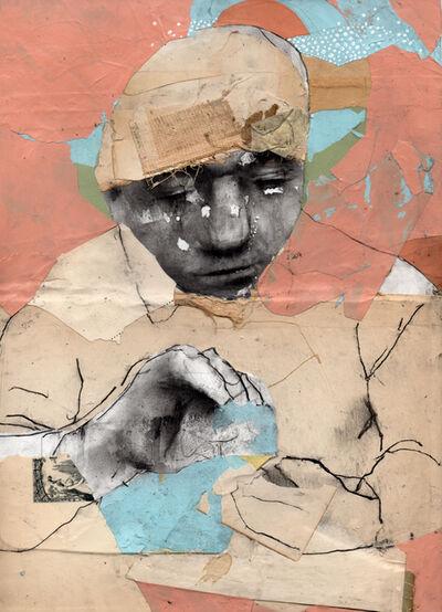 Paul Cristina, 'Isolation Portrait Study no.2', 2017