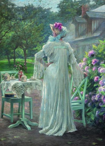 Henri Adolphe Laissement, 'L'attente'